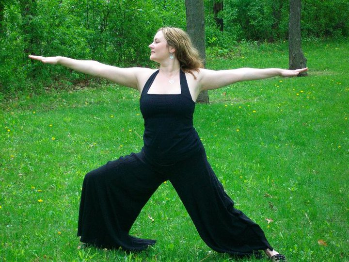 Yoga Is Prayer and Self Care