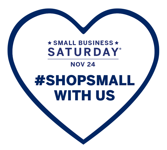 SMALL BUSINESS SATURDAY SPECIAL!